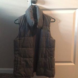 Old Navy Jackets & Coats - Gray Old Navy Vest